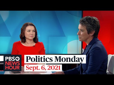 Tamara Keith and Amy Walter on child tax credit, abortion