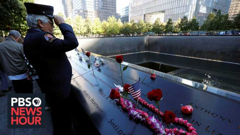 Exposure related health conditions still trouble 9/11 first responders 20 years later