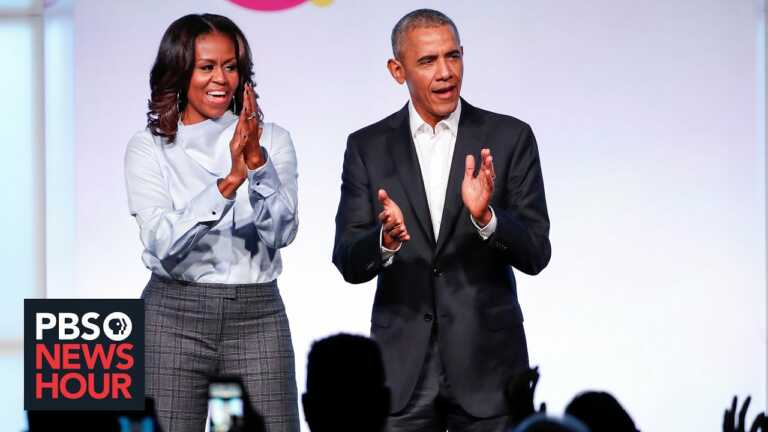 WATCH LIVE: Obama presidential library groundbreaking ceremony in Chicago