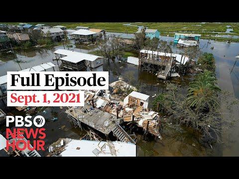 PBS NewsHour full episode, Sept. 1, 2021