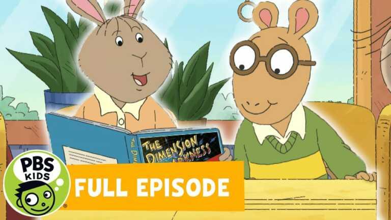 Arthur Movie | Arthur's First Day | PBS KIDS