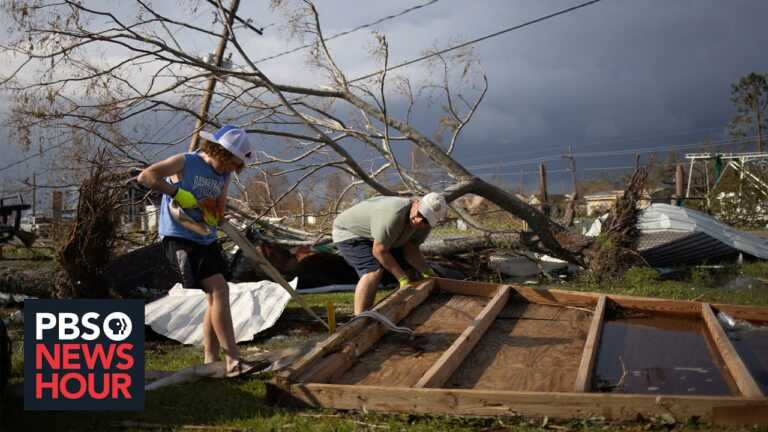 Some Louisiana parishes may not have power restored for months