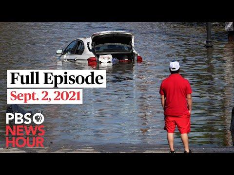 PBS NewsHour full episode, Sept. 2, 2021