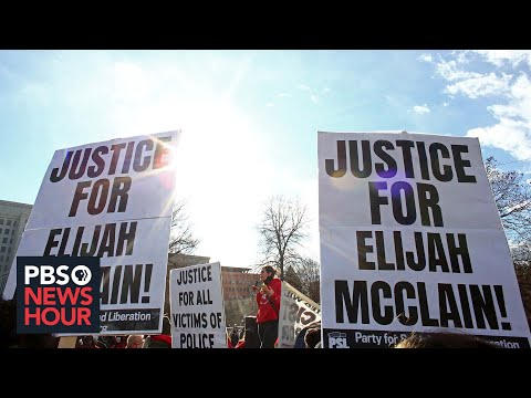 News Wrap: 3 police officers, 2 paramedics indicted in death of Elijah McClain