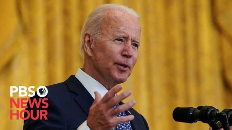 WATCH LIVE: Biden announces six-part plan to tackle COVID-19 pandemic