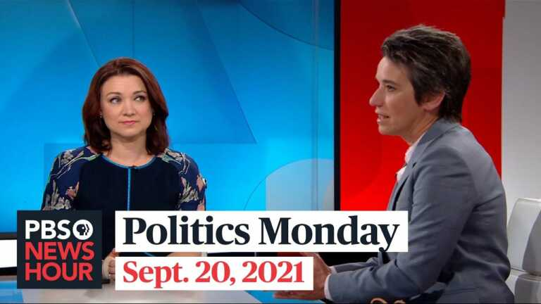 Tamara Keith and Amy Walter on Biden immigration policy, reconciliation bill