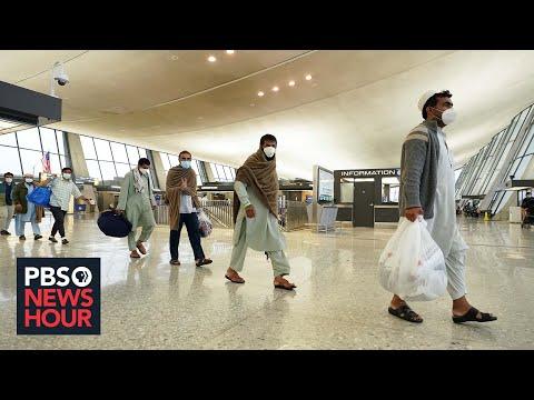 Taliban's 'fragmented' leadership puts aid efforts for Afghan civilians, refugees at risk