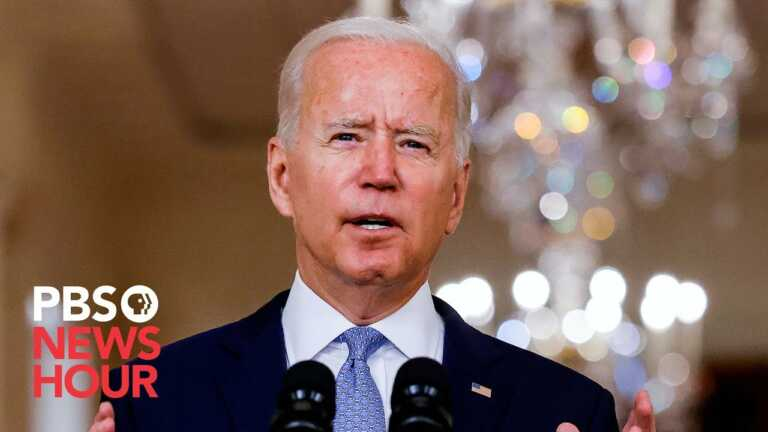 WATCH LIVE: Biden speaks on COVID-19 response and vaccinations