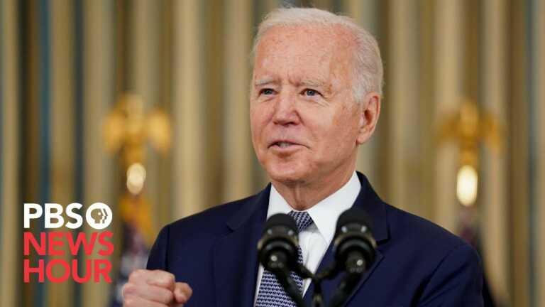 WATCH LIVE: Biden and Labor Secretary Walsh honor labor unions