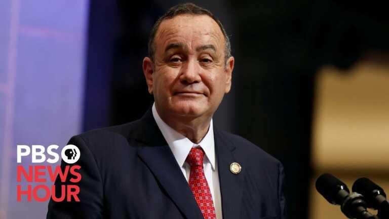 WATCH LIVE: Guatemalan President Alejandro Giammattei Falla speaks at 2021 U.N. General Assembly