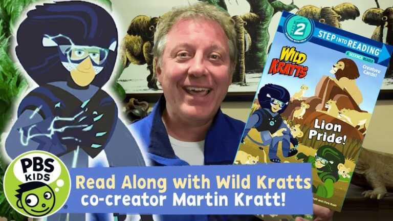 Lion Pride!   Wild Kratts Read Along!   PBS KIDS