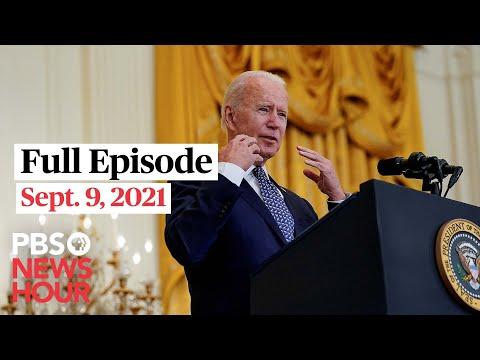 PBS NewsHour full episode, Sept. 9, 2021