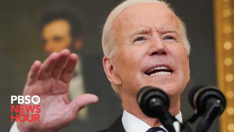 WATCH LIVE: Biden delivers remarks on strengthening the economy