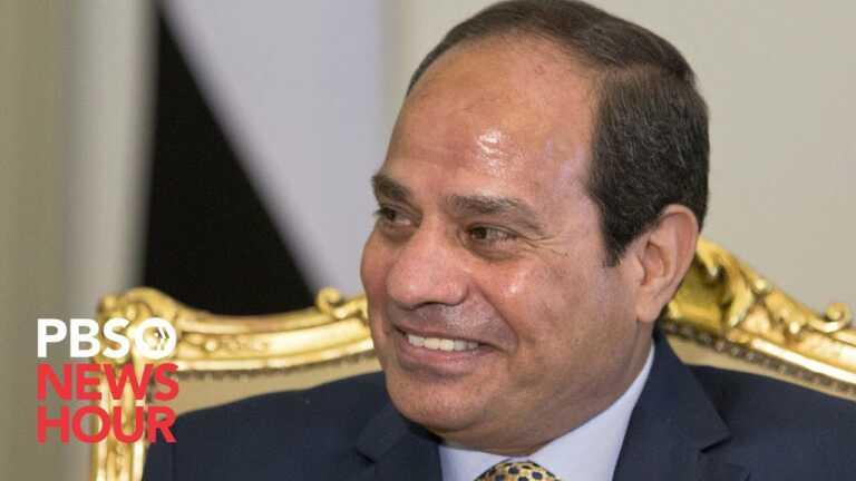 WATCH: Egyptian President Abdel-Fattah el-Sissi speaks at 2021 U.N. General Assembly