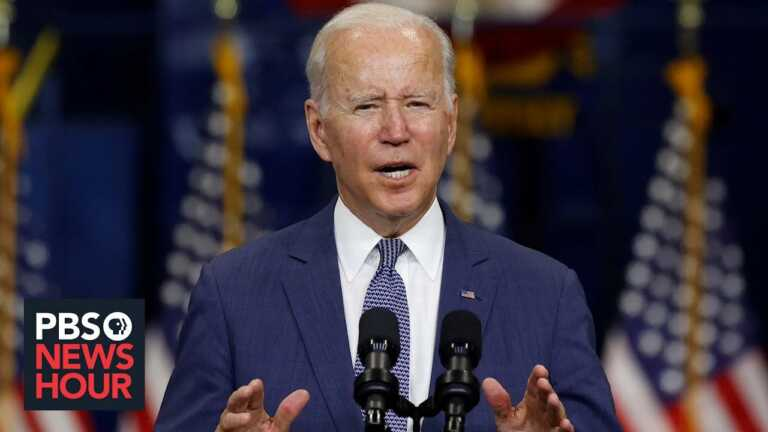 The core unresolved issues holding up Biden's social spending bills