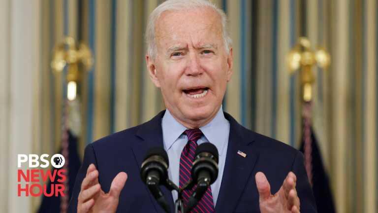 WATCH: Biden calls on Congress to raise federal debt limit