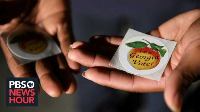 Why election integrity and voter trust are in the spotlight in Fulton County, Georgia