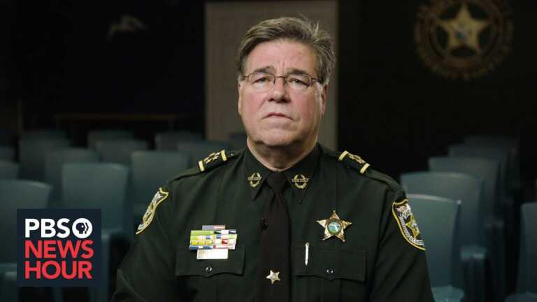 A Florida sheriff's Brief But Spectacular take on mental illness in county jails