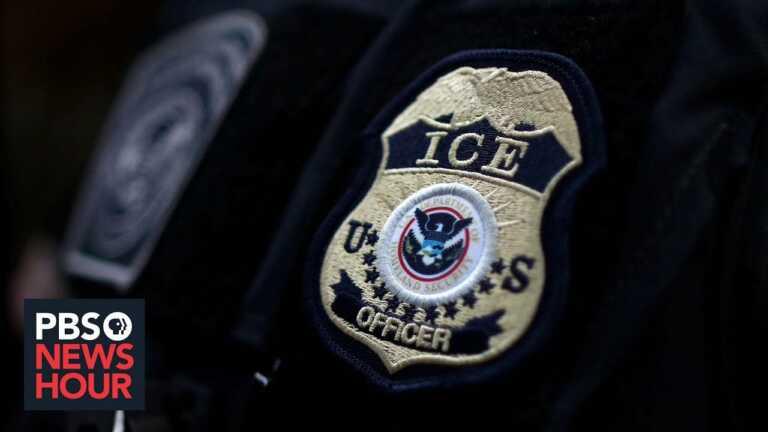 News Wrap: Immigration arrests inside the U.S. hit decade low under Biden