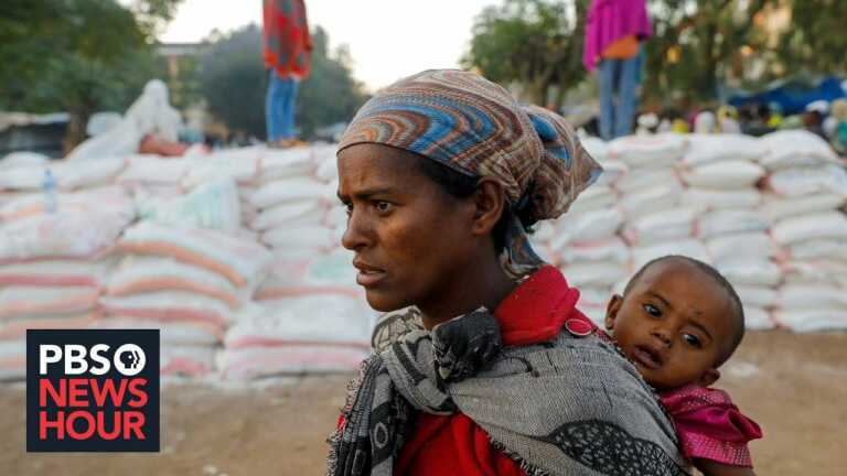 Ethiopia's 'sophisticated campaign' to withhold food, fuel and other aid from Tigray
