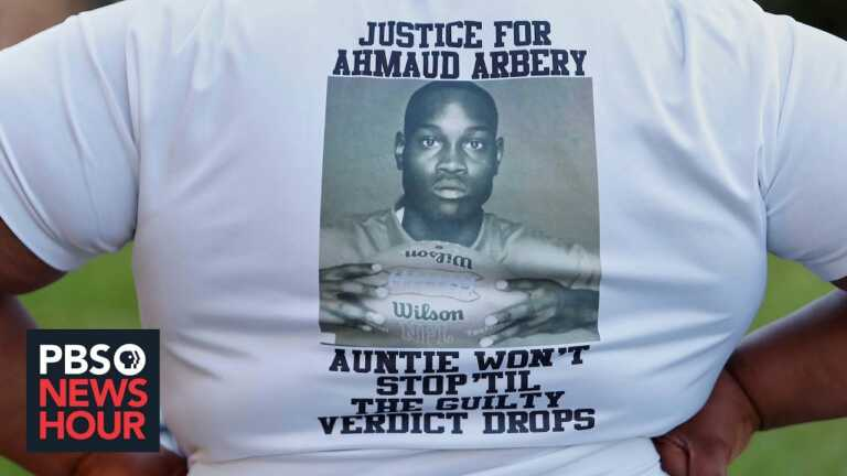 How Ahmaud Arbery's killing spurred a national reckoning on race