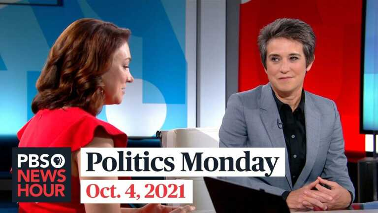 Tamara Keith and Amy Walter on debt limit, infrastructure, new Supreme Court term
