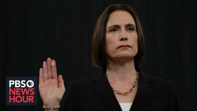 Fiona Hill reflects on impeachment testimony, Trump presidency and opportunity in America