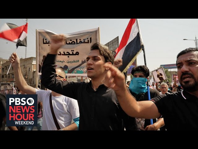 Iraq elections: protesters allege corruption, vow to boycott polls