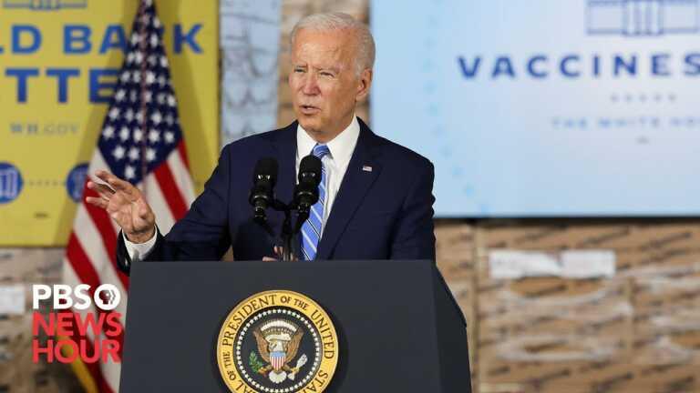WATCH LIVE: Biden delivers remarks on September jobs report