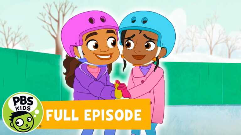 Alma's Way FULL EPISODE | Alma on Ice / Junior's Lost Tooth | PBS KIDS