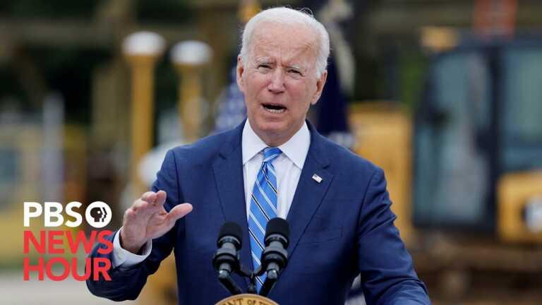 WATCH LIVE: Biden delivers remarks on vaccine requirements