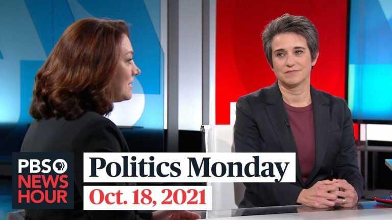 Tamara Keith and Amy Walter on Democratic negotiations over Biden agenda, voter views