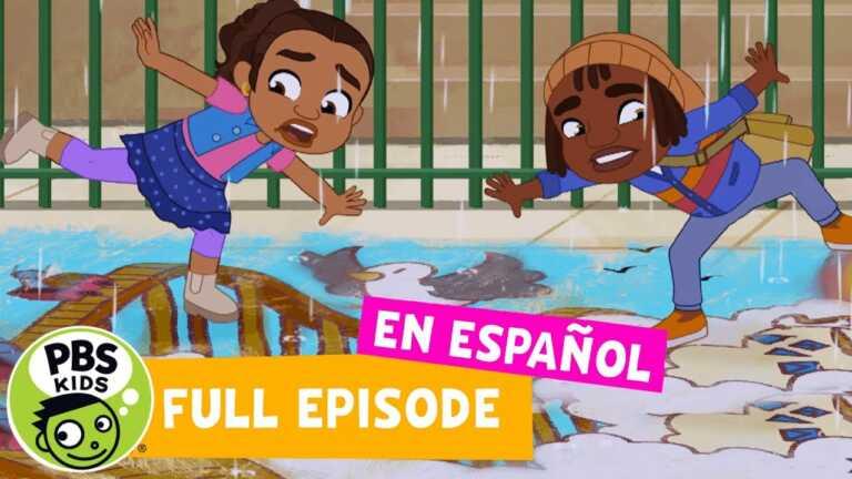 Alma's Way Episódio Completo | La búsqueda del coquí / El camino de tiza | PBS KIDS en Español