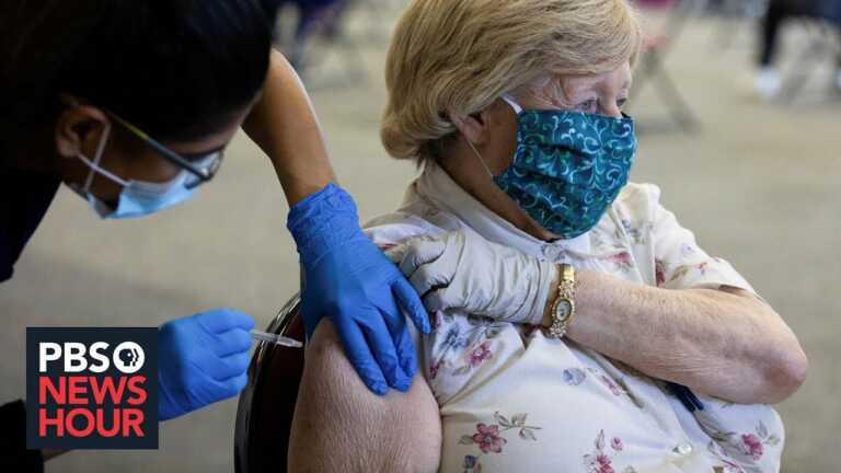 News Wrap: FDA advisory panel backs Moderna booster for seniors, other high-risk groups