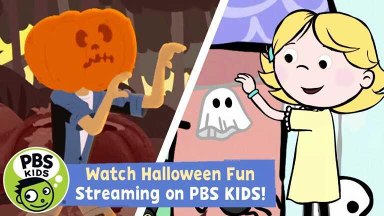 Don't Miss a Frightfully Fun Halloween! | PBS KIDS