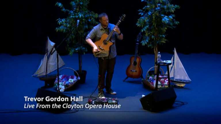 Preview – Trevor Gordon Hall: Live From the Clayton Opera House