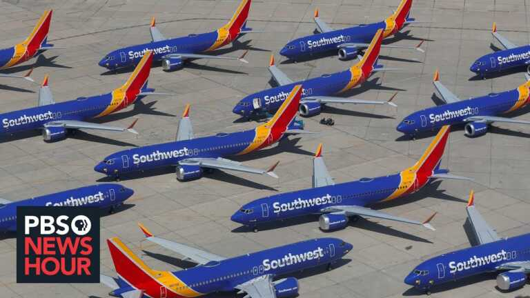 News Wrap: Southwest canceled more than 2,000 flights over the weekend