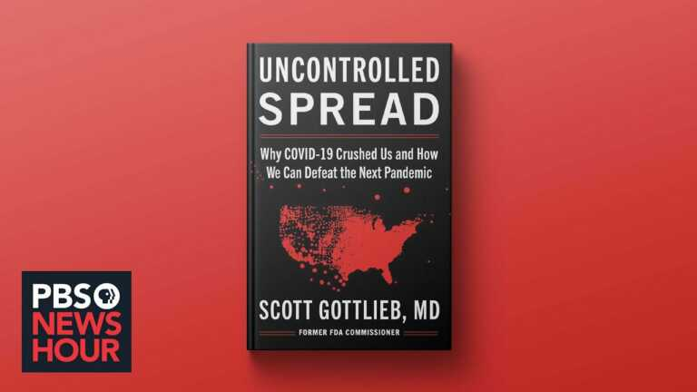 New book shows how failure to implement quick, accurate testing compounded COVID's spread
