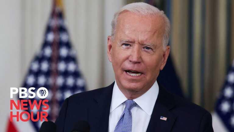 WATCH LIVE: Biden discusses debt ceiling as U.S. approaches limit